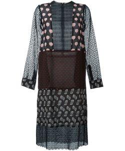 Lanvin | Платье Свободного Кроя