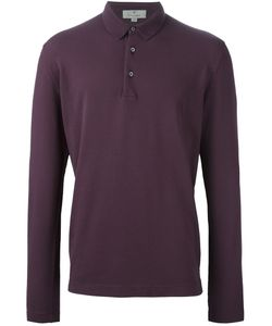 Canali | Long Sleeve Polo Shirt