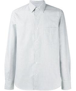 Aspesi | Полосатая Рубашка С Нагрудным Карманом