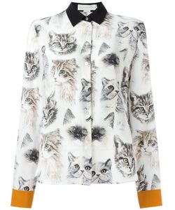 Stella Mccartney | Wilson Cat Print Shirt