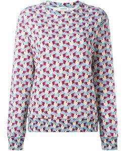 Au Jour Le Jour | Birds Print Sweatshirt