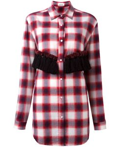 Au Jour Le Jour | Checked Tassel Detail Shirt