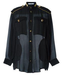 Givenchy | Блузка В Стиле Милитари