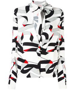 MSGM | Рубашка С Принтом Лент