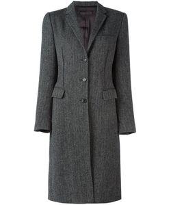 Dolce & Gabbana | Пальто В Елочку