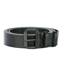 Ann Demeulemeester | Rectangular Buckle Belt