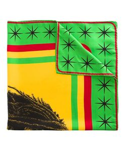 PALM ANGELS | Шарф Rastafarian Skull Foulard