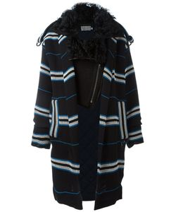 Preen By Thornton Bregazzi | Lindner Fur Collar Coat