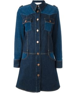 See By Chloe | See By Chloé Panelled Denim Dress