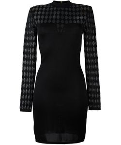 Balmain | Longsleeved Knit Dress