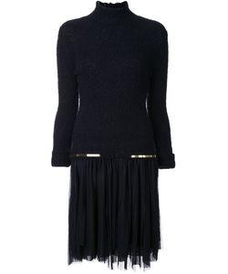 Jay Ahr | Платье С Золотистыми Деталями