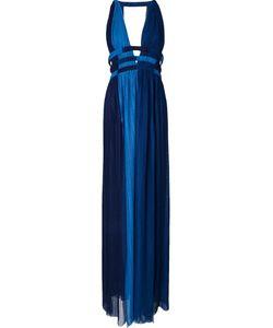 Jay Ahr | Платье С V-Образным Вырезом