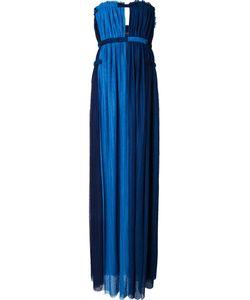 Jay Ahr | Платье Без Бретелей Со Шлицей В Центре