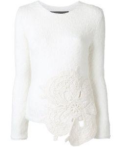 Jay Ahr | Пуловер С Заплаткой В Виде Цветка