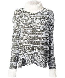 Jay Ahr | Пуловер С Контрастной Отворотной Горловиной