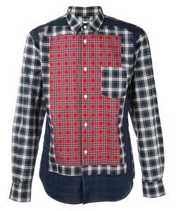 Comme Des Garçons Shirt Boy | Рубашка В Клетку