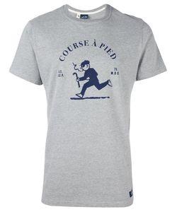 Bleu De Paname | Printed T-Shirt