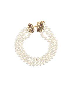 Chanel Vintage | Ожерелье Из Искусственного Жемчуга