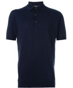 John Smedley   Classic Polo Shirt Size Small