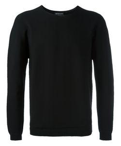 Emporio Armani   Plain Sweatshirt 46 Polyamide