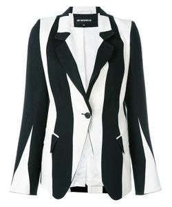 Ann Demeulemeester | Striped Blazer Size