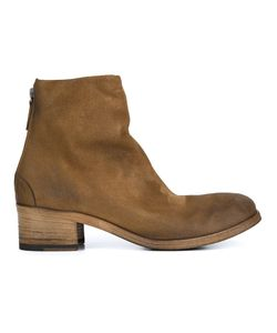 Marsell | Marsèll Listo Back Zip Ankle Boots