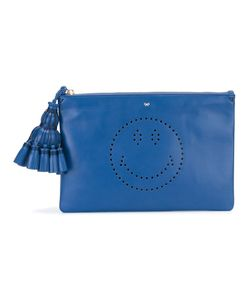 Anya Hindmarch | Georgiana Smiley Clutch