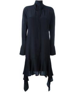 Marni | Neck Tie Draped Dress