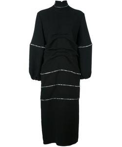 J.W. Anderson | Платье С Декоративными Молниями