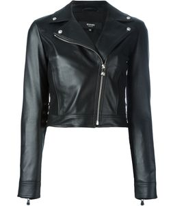 Versus | Cropped Biker Jacket
