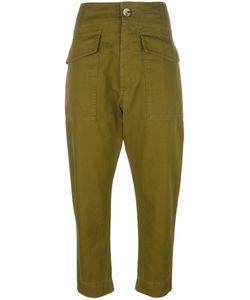 Isabel Marant Étoile | Oaklyn Trousers 36 Cotton