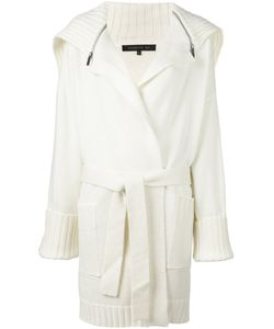 Barbara Bui | Zipped Cape Belted Cardigan