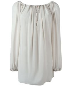 Vivienne Westwood Red Label | Расклешенная Блузка С Длинными Рукавами