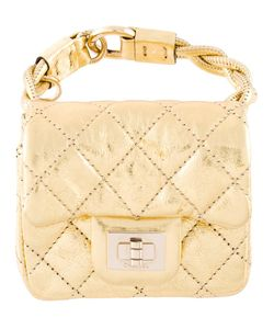 Chanel Vintage | Quilted Wristlet