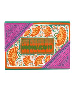 Olympia Le-Tan | Marigold Book Clutch