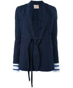 Erika Cavallini | Hunter Blazer 42 Cotton/Virgin Wool/Polyester