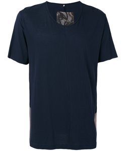 ZIGGY CHEN | Colour Block T-Shirt Size 54