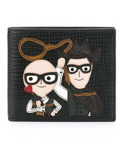 Dolce & Gabbana | Designers Patch Billfold Wallet