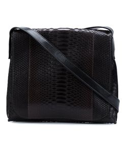 B MAY | Snakeskin Cross-Body Bag