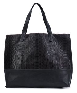 B MAY | Large Contrast Tote
