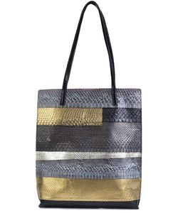 B MAY | Large Patchwork Tote
