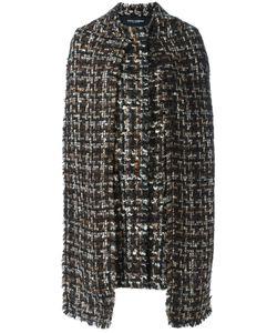 Dolce & Gabbana | Пальто С Шарфом