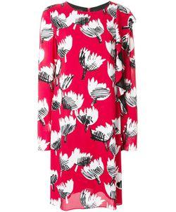 BOUTIQUE MOSCHINO | Платье С Цветочным Принтом