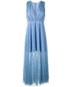 MSGM | Плиссированное Платье