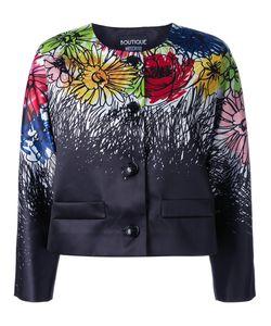 BOUTIQUE MOSCHINO | Куртка С Цветочным Принтом