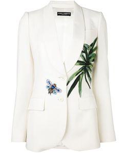 Dolce & Gabbana | Блейзер С Нашивкой