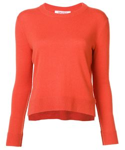ORGANIC BY JOHN PATRICK | Round Neck Cropped Pullover