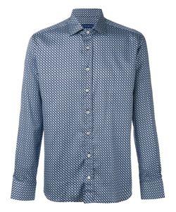 Etro | Рубашка С Геометрическим Принтом