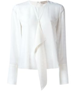 Emilio Pucci | Ruffle Front Blouse