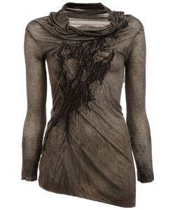 Masnada | Асимметричная Блузка